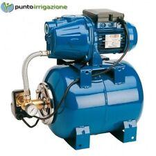 Gruppo pompa pressurizzazione autoclave Speroni CAM100/25HL autoadescante HP 1