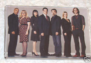 Criminal Minds MAGNET Matthew Gray Gubler & The Cast