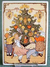 V & B ~ vilbocard a5/1-82 ~ o Tannenbaum ~ vilbo CARD