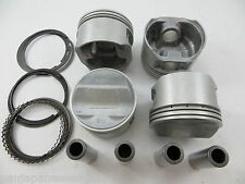Premium Piston w/Ring Kit (Std) 01-08 2.4L for Chrysler Dodge Jeep DOHC EDZ