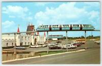 1960's DUTCH WONDERLAND AMUSEMENT PARK LANCASTER PA MONORAIL TRAIN CASTLE CARS