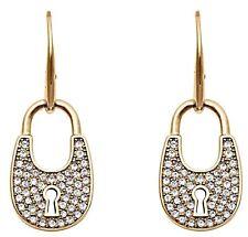 MICHAEL KORS Studs MKJ4889710 NEW Colour: Yellow Gold Earrings