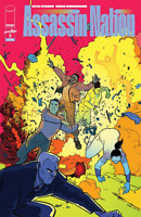 Assassin Nation #2 Image Skybound Comic 1st Print 2019 unread NM