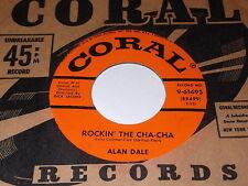 Alan Dale: Rockin' The Cha-Cha / Wham! 45