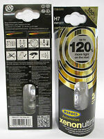 Ring Xenon Ultima H7 Headlight Bulbs Pair 499 477 better Vision + 120% RW1277