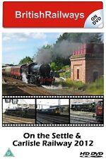 On the Settle & Carlisle Railway 2012   Railway DVD