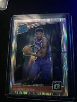 🔥DeAndre Ayton 🔥2018-19 Donruss Optic ⚡Shock⚡ Prizm Rookie Card RC #157
