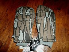 treebark winter insulated mittens thinsulate hollofil cold weather mitten
