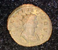 CLAUDIUS II  269 AD         KILLED ST. VALENTINE   ROMAN COIN Collections