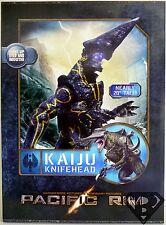 "KAIJU KNIFEHEAD Pacific Rim 18"" inch 1/4 Scale Movie Figure LED Neca 2014"