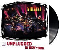 "Nirvana ""mtv unplugged"" 180gr Heavyweight Vinyl LP + MP3 NEU Remastered"
