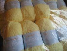 10 x Sirdar 655 LEMON   SNUGGLY SNOWFLAKE chunky baby Knitting Yarn