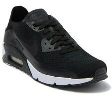 Nike Air Max 90 Ultra 2.0 Flyknit Sneaker Men's Shoes BLACK 875943-004 Size 11