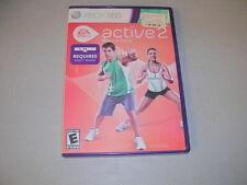 EA ACTIVE 2 (Microsoft Xbox 360) Complete