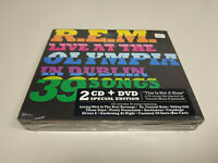JJ9-REM LIVE AT THE OLYMPIA IN DUBLIN 2CD+DVD SPECIAL EDITION NUEVO PRECINTADO!!