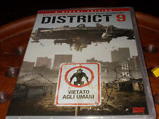District 9 Sony Box 2 Dvd ..... Nuovo