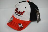 "Dale Earnhardt Jr. #8 BUD Budweiser ""King of Beers"" Official Pit Cap - Hat"