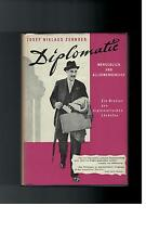 Josef Niklaus Zehnder - Diplomatie - 1950