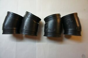 HONDA CB750 K0-K6 INLET MANIFOLD RUBBERS CARB  TO HEAD RUBBERS 1969-1977 (SOHC)