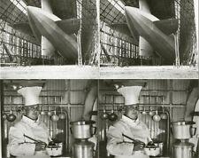 30 foto STEREO Graf Zeppelin lz127 in costruzione circa 1928 progettazione e più