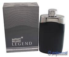 Mont Blanc Legend By Mont Blanc for Men6.7/6.8 oz Eau De Toilette  New In Box