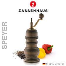 "Zassenhaus - Kurbel-Pfeffermühle "" Speyer """