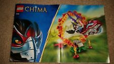 LEGO LEGENDS OF CHIMA # 70100