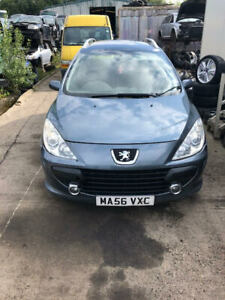 PEUGEOT 307 SW 1.6HDI 2006 9HZ BREAKING/SPARES 1 X WHEEL NUT