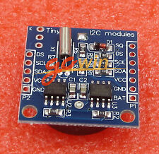 I2C RTC DS1307 AT24C32 Real Time Clock module no battery