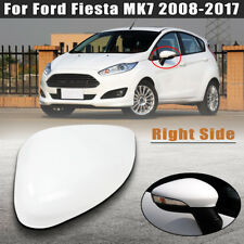 FOR FORD FIESTA MK7 2008-2017 RIGHT SIDE DOOR WING MIRROR COVER CAP CASE CASING