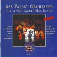 Palast Orchester / Max Raabe Live aus dem neuen Berliner Wintergarten 3 (.. [CD]