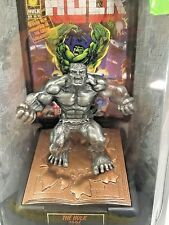 The Incredible Hulk Marvel Comic Book Champions Limited Edition G-039 NIB