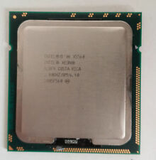 LOT 2 X Intel Xeon SLBF4 X5560 2.8GHZ Quad Core Processeur LGA1366