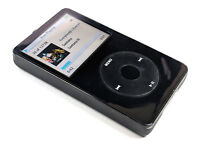 Classic 160GB Apple iPod Video 5th Generation (Black)