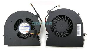 New MSI GT72VR 6RE 6RD 7RE 7RD Dominator Pro Cooling Fan PABD19735BM -N292