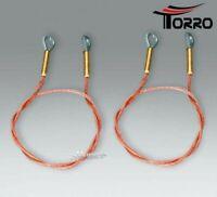Torro Seile / Abschleppseile  aus Metall für Tiger 1 1383818010