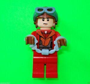 LEGO STAR WARS FIGUR ### NABOO FIGHTER PILOT AUS SET 7877 NEU - NEW ### =TOP!