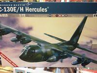 KIT MAQUETA LOCKHEED MARTIN C-130E/H HERCULES 1:72 ITALERI 015 SUPER DECAL SHEET
