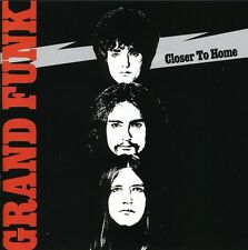 Grand Funk Railroad - Closer to Home [New CD] Bonus Tracks, Rmst