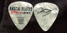 Rascal Flatts 2014 Rewind Tour Guitar Pick! Joe Don Rooney custom concert stage