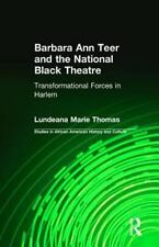 Barbara Ann Teer and the National Black Theatre: Transformational-ExLibrary