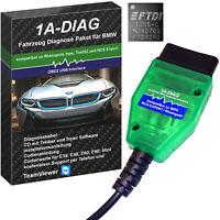 Original K+DCAN PRO Interface Marke 1A-DIAG für BMW INPA RHEINGOLD NCS Software