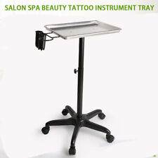 1pcs Beauty Trolley Cart Salon Spa Service Styling Equipment Tool Stand Holder