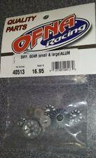 OFNA Racing Diff. Gear (small & large) Aluminum 40513 New