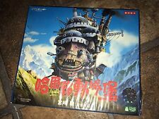 HK VCD Studio Ghibli The Moving Castle