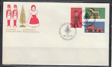 Canada 1979 Antique Toys Sc 839-841 First Day Cover