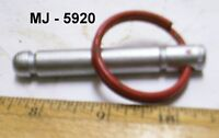 Headless Grooved Pin with Ring Assembly - P/N: 12006420 (NOS)
