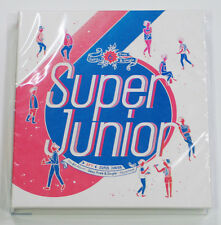 Super Junior - SPY (Vol. 6 REPACKAGE) CD+Photo Booklet+Extra Photocards Set