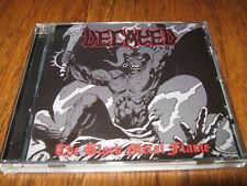 """DECAYED """"The Black Metal Flame"""" CD desaster sabbat"""