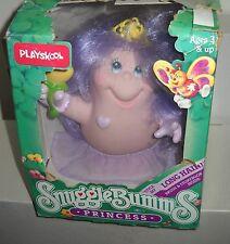 #6469 NRFB Vintage Playskool Snugglebumms Princess Snugglelina